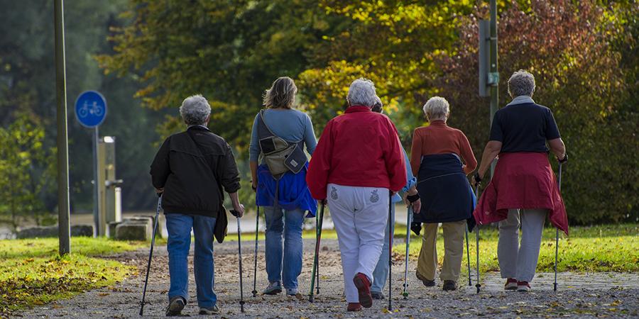 Sétával megelőzheti a COPD súlyosbodását