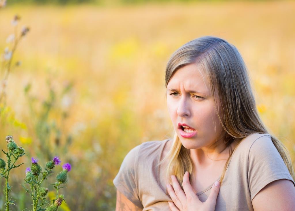 Ma a melegfront okoz kellemetlen tüneteket a légúti betegeknek