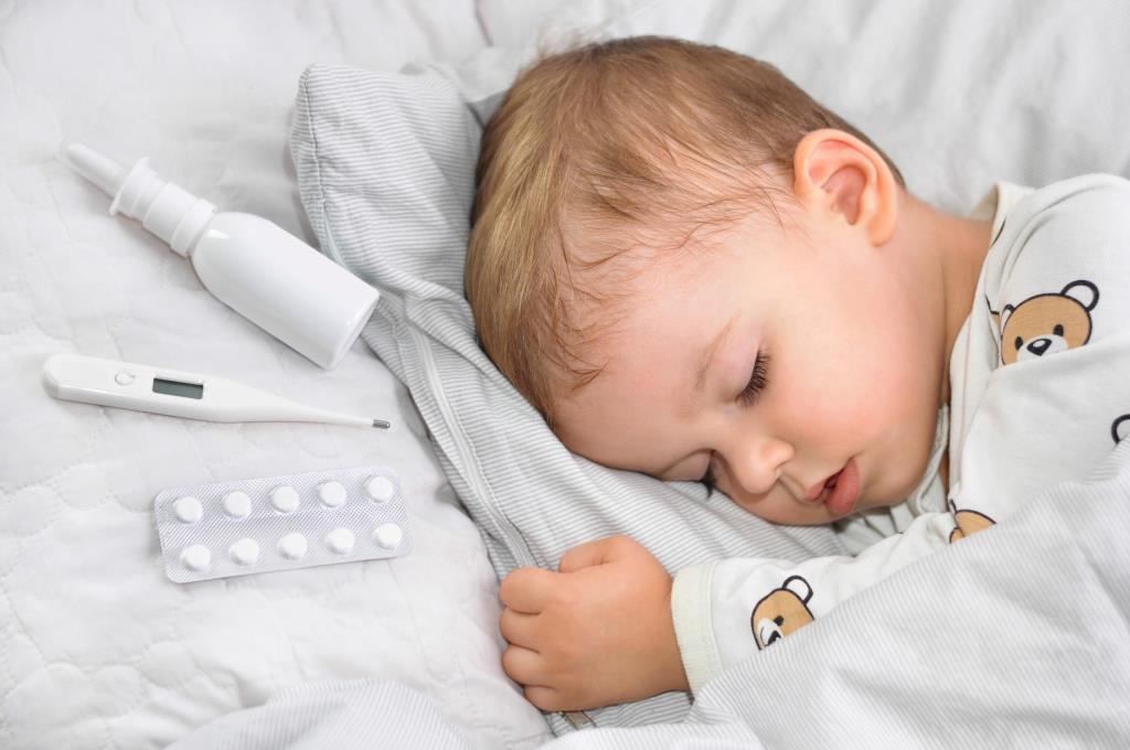 Náthás csecsemő – hogyan segíthetünk?
