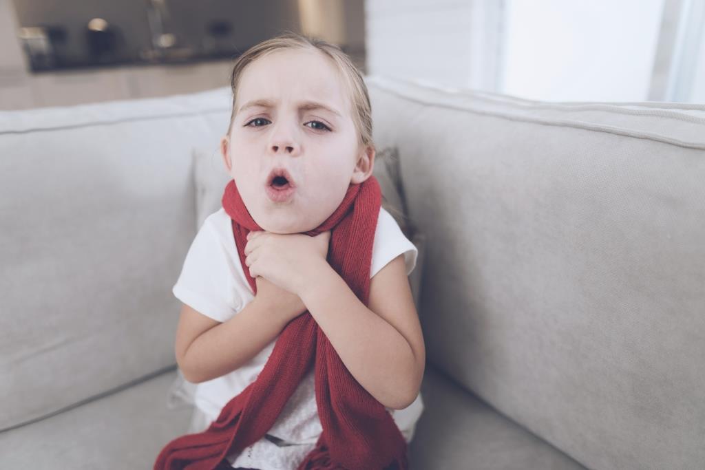 Asztma tünetei gyerekeknél
