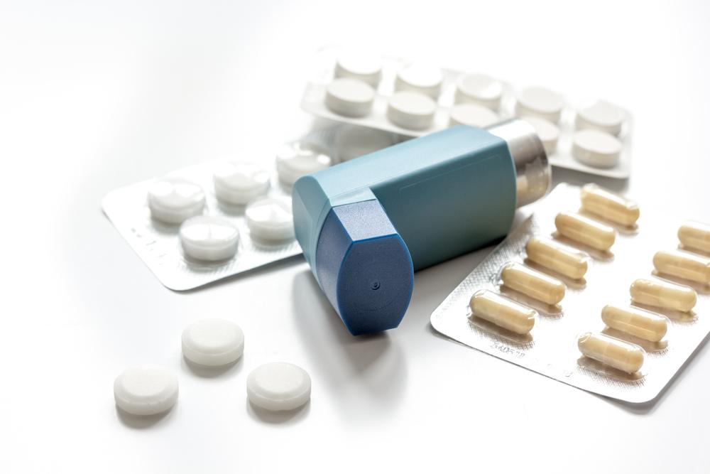 asztma gyógyszerek és dohányzás