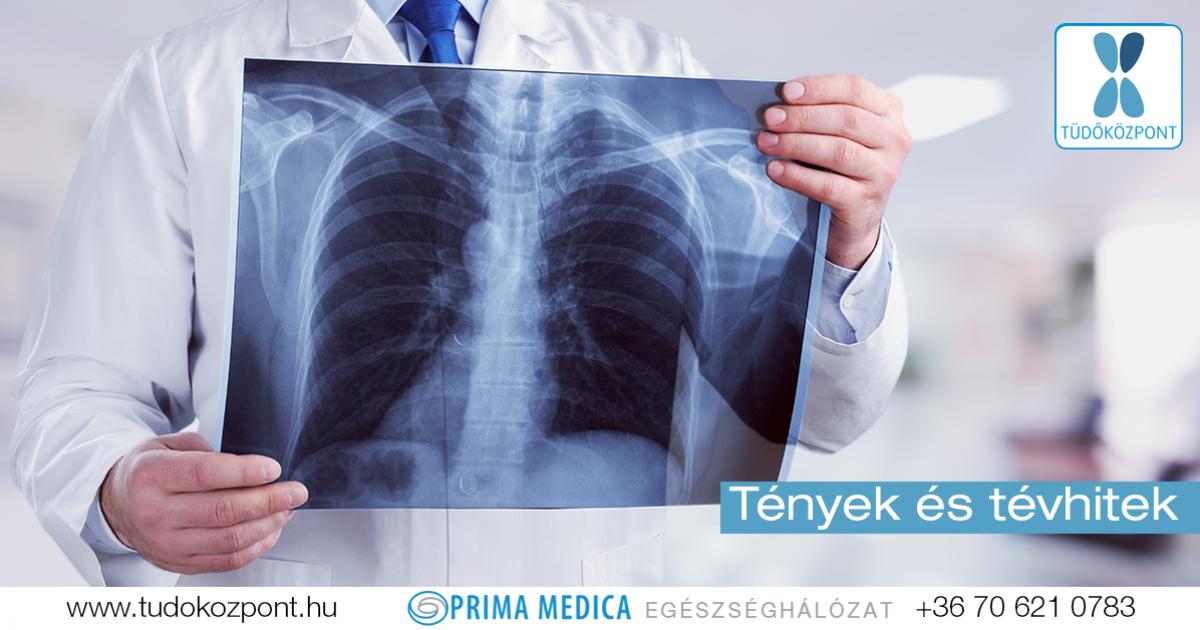 a dohányzás kezeléséből származó tüdőbetegség