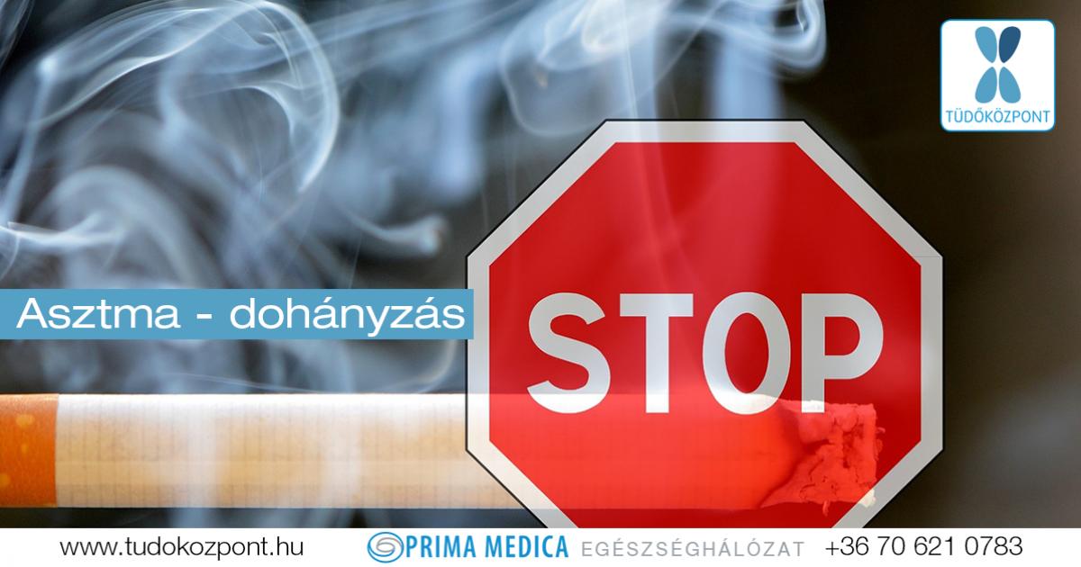 dohányzás, mint veszély