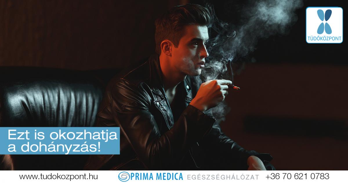 törölje a tüdőt a dohányzásról)