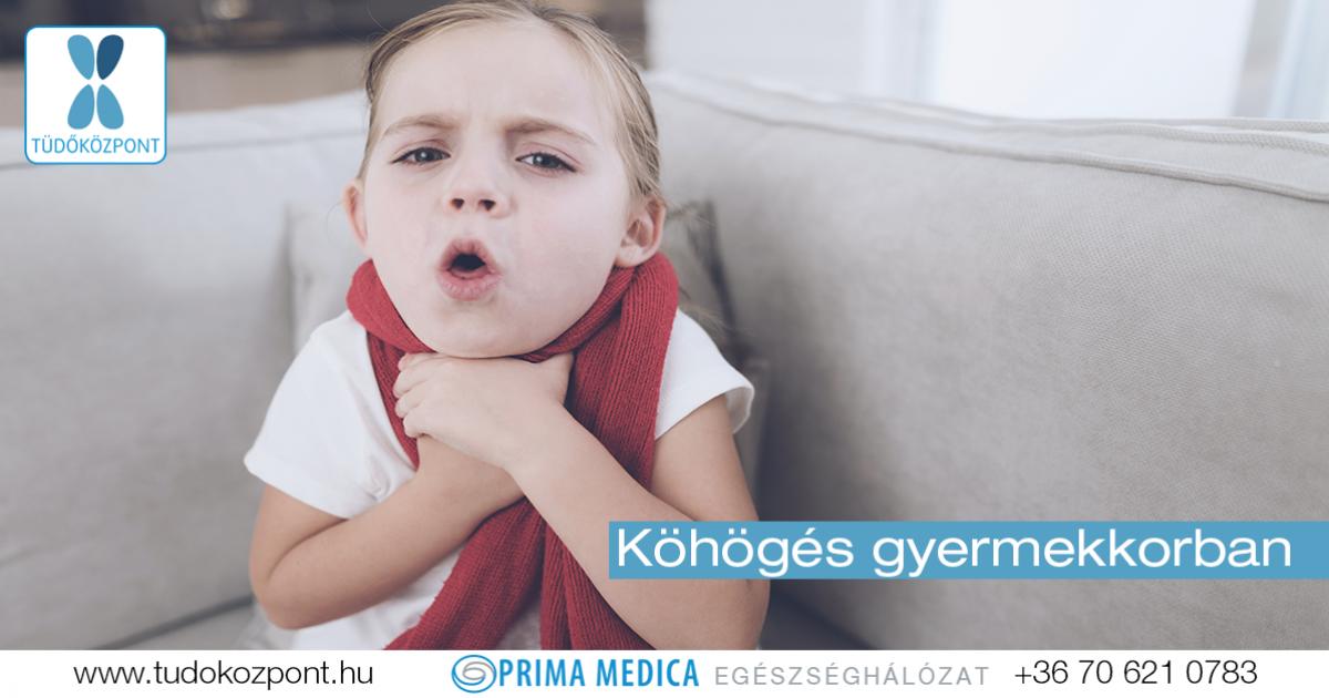 köhögés parazitákkal gyermekek kezelésében)