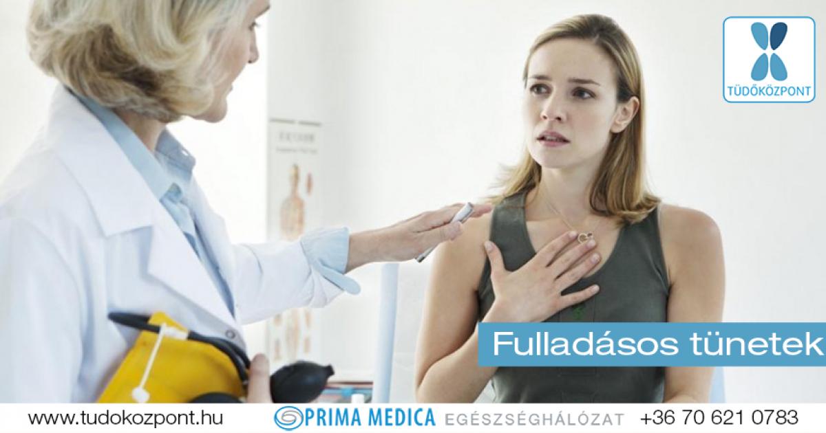 A tüdőgyulladás és tünetei - Fulladás és ízületi fájdalom