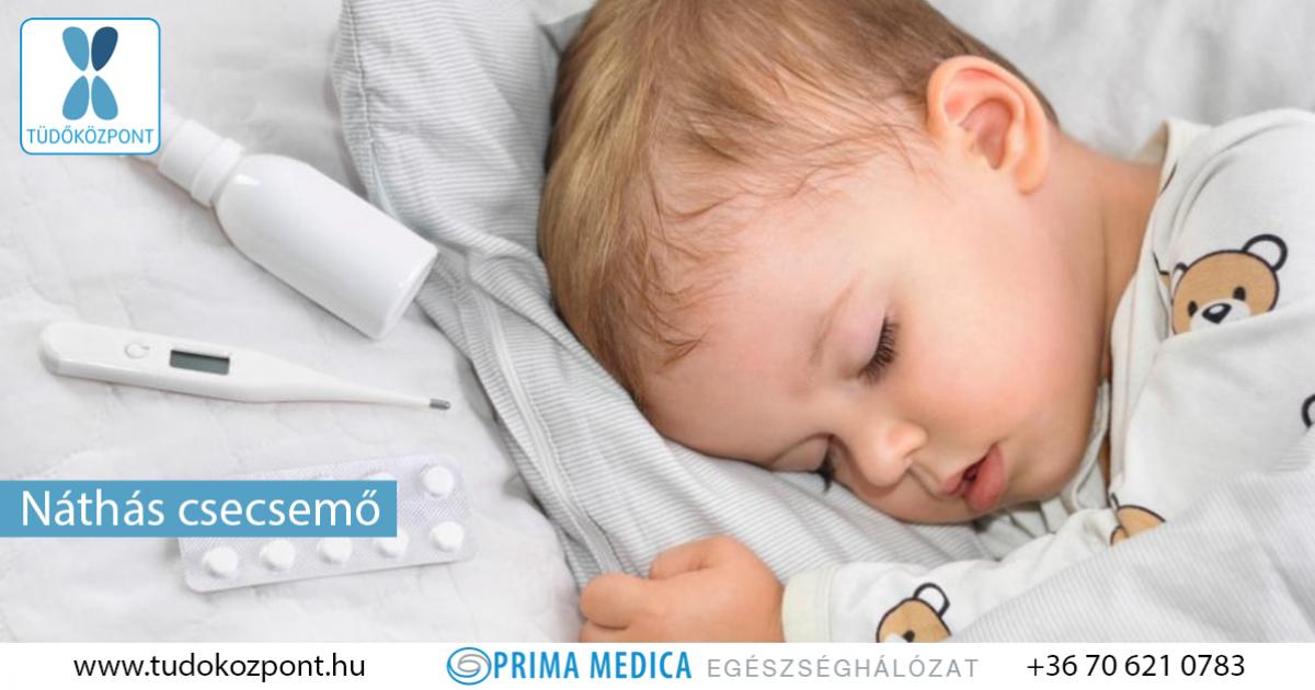 baba megfázás kezelése