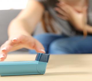 Asztma tünetei