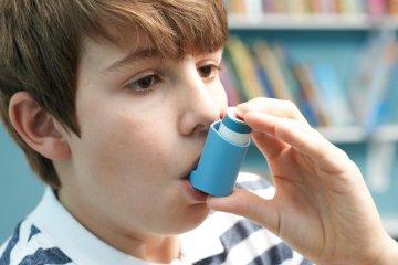 Kevés gyerek használja megfelelően az asztma inhalátort