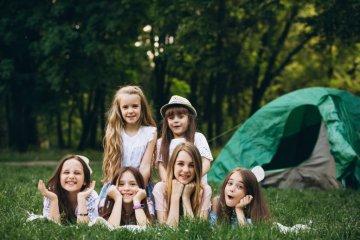 Erre figyeljünk, ha táborozni indul asztmás gyermekünk!