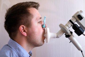 Így zajlik az asztma kivizsgálása
