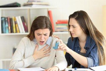 Asztmás roham kezelése otthon