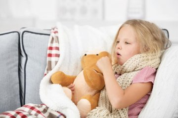 Mit adjunk köhögésre gyerekeknek?
