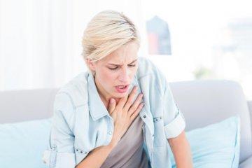 Terhelési nehézlégzés, éjjeli köhögés – az asztma első jelei?