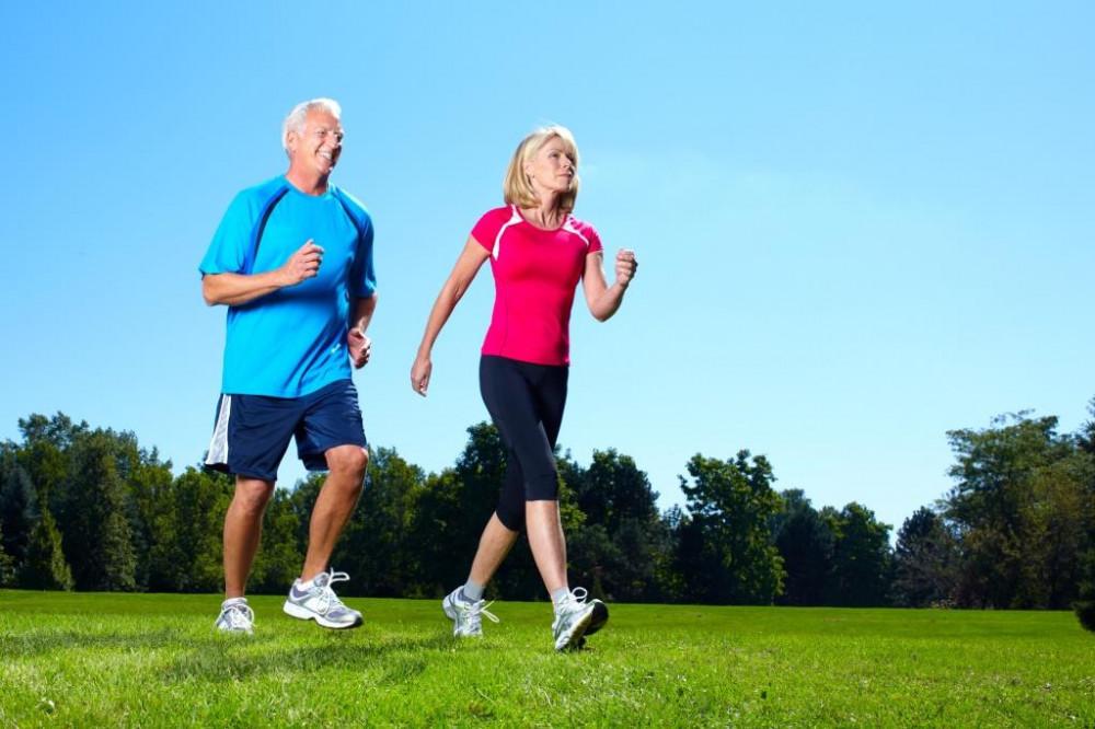 Tüdőtágulás mellett is fontos a rendszeres séta.